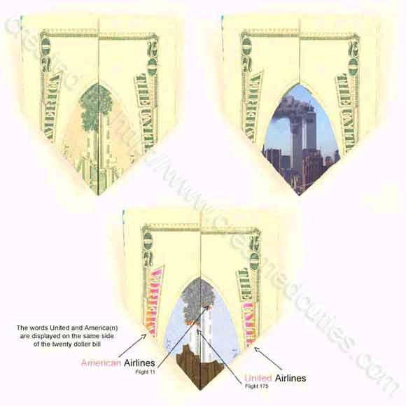 Rahasia Uang Kertas Dollar Amerika Dan Peristiwa 911